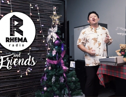 Rhema Christmas Music Video