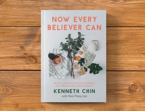 """Now Every Believer Can"" An Interview with Kenneth Chin"